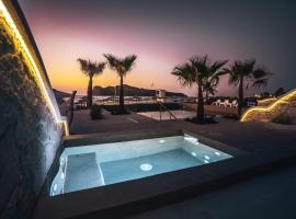 Vergina Beach Hotel, hotel near Agios Dimitrios Church, Agia Marina Nea Kydonias