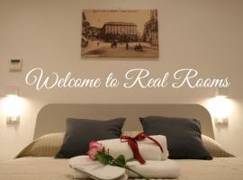 Real Rooms, B&B in La Spezia