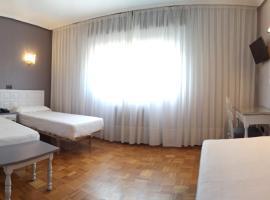 Hotel Las Vegas, hotel en Burgos
