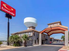 Econo Lodge Near Lackland Air Force Base-SeaWorld, hotel in Lackland AFB, San Antonio