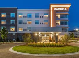 Cambria Hotel Greenville, hotel in Greenville