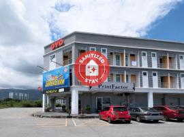 OYO 90054 Summer Inn, hotel di Kampar