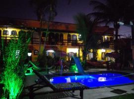 Pousada Antåpriss, hotel in Angra dos Reis