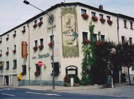 Hotel Jägerhalle, Hotel in der Nähe von: Hohe Reuth Ski Lift, Falkenstein