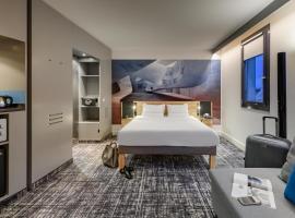 Novotel Suites Berlin City Potsdamer Platz, hotel near Checkpoint Charlie, Berlin