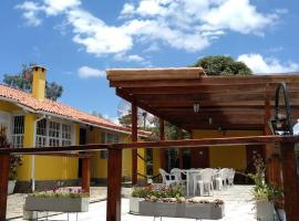 Pousada Sitio Sossego, pet-friendly hotel in Petrópolis
