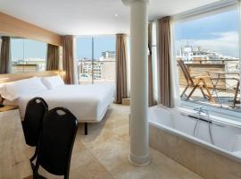B&B Hotel Tarragona Centro Urbis, отель в Таррагоне