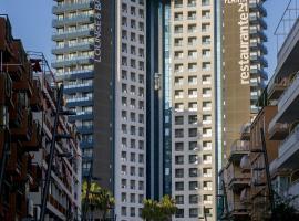 Hotel Madeira Centro, hotel en Benidorm