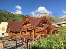 Hostel SHYMBULAK, hotel near Medeo, Almaty