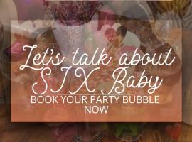Support Bubble Liverpool Party Pads Still Open, hotel with jacuzzis in Liverpool