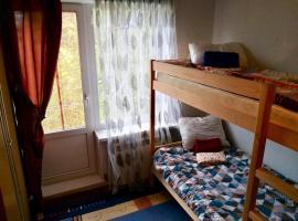 """""""Hostel-Apartment in Gagarinskaya station"""", hostel in Shchelkovo"""