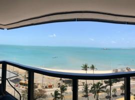 Top view Avenida Beira Mar Fortaleza Ce, self catering accommodation in Fortaleza