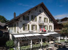 Hotel Olden, hotel in Gstaad