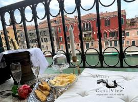 Venezia Canal View, pet-friendly hotel in Venice