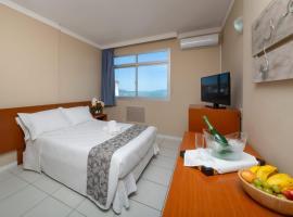 Rede Andrade Cecomtur, pet-friendly hotel in Florianópolis