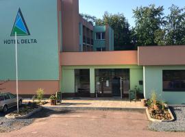 HOTEL DELTA SEČ, hotel v Seči