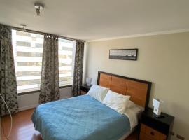 Oasis Apartments Manuel Montt, alquiler temporario en Santiago