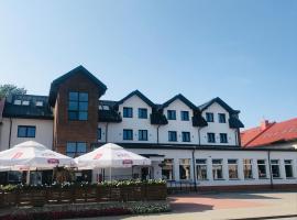 Pokoje Hotelowe LUPUS – hotel w Gołdapi