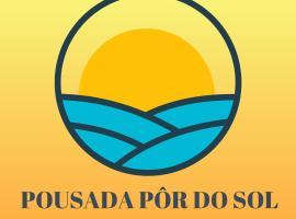 Pousada Por do Sol, pet-friendly hotel in São José da Barra
