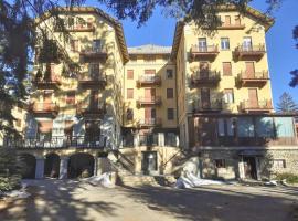 Bardonecchia Central Studio Apartment - Frejus Palace, appartamento a Bardonecchia