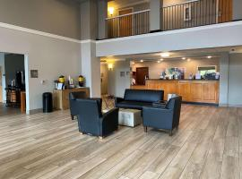 Best Western Windsor Inn and Suites, hotel in Danville