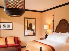 蒙特盧西亞奧姆尼斯科茨Spa度假酒店,斯科茨代爾的飯店
