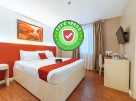 RedDoorz Plus near Gaisano Mall Kalibo, hotel en Kalibo