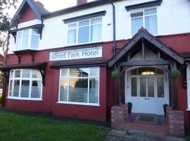 Orrell Park Hotel, hotel in Liverpool