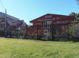 Hotel Departamentos del Sur, hotel en Puerto Montt