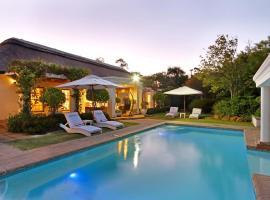 Villa Chimanimani, villa in Cape Town