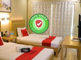 RedDoorz Plus @ AS Fortuna Cebu, apartment in Cebu City