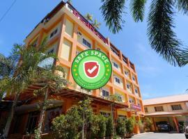 RedDoorz Plus @ Manalo Extension Palawan, отель в Пуэрто-Принсеса