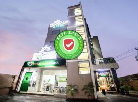RedDoorz Plus near Rizal Junction, hotel in Puerto Princesa