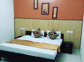 Krishna Residency, hotel near Sri Guru Ram Dass Jee International Airport - ATQ, Amritsar