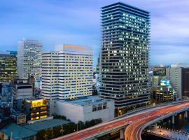 ANA Crowne Plaza Osaka, hotel near TKP Garden City Higashi Umeda, Osaka