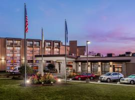 Crowne Plaza Hotel Milwaukee South, an IHG Hotel, отель в Милуоки