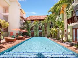 HARRIS Hotel Tuban Bali, hotel in Kuta