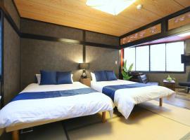 Liz2 Guest House Liz Nakazakicho, apartment in Osaka