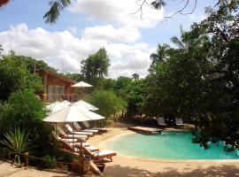 Souimanga Lodge, lodge in Fimela