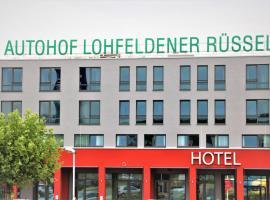 Hotel am Rüssel, hotel in Kassel