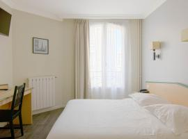 Hôtel Briand, hotel in Levallois-Perret