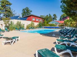 Vacanceole - Relais du Plessis Spa Resort, apartment in Chaveignes