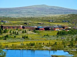 Spidsbergseter Resort Rondane, hotell i Venabygd