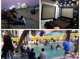 LA PLATINA, resort in Puri