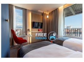 Holiday Inn Express - Ljubljana, hotel in Ljubljana