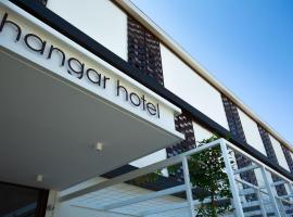 Hangar Hotel, hotel near Caserta Train Station, Teverola