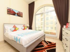 OYO 575 Home Capitol tower 11, apartment in Dubai