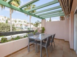 Ibn Sadi8 Playa Burriana, accessible hotel in Nerja