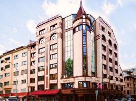 Хотел Даунтаун, хотел в София