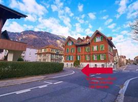 New West Station 7, apartment in Interlaken